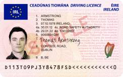 road safety authority ireland full driving licence
