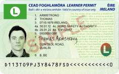 road safety authority ireland learner driver permit
